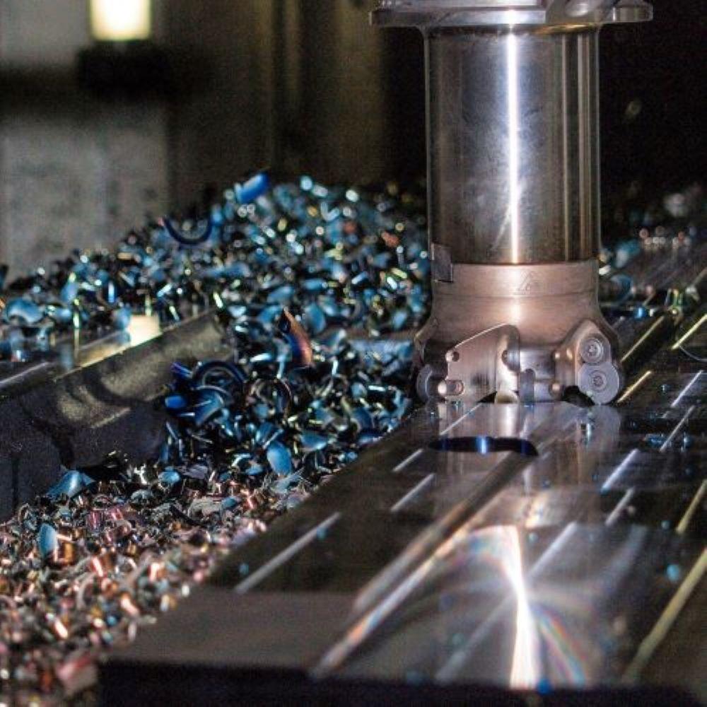CNC Bearbeitung2